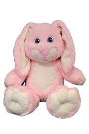 Teddy Mountain Pink Bunny - Front full body