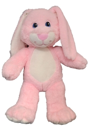 Teddy Mountain Pink Bunny - Front cropped