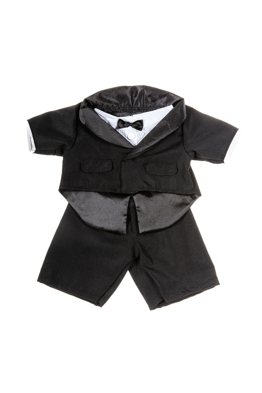 Teddy Mountain Ring Bearer Package - Front Full Image