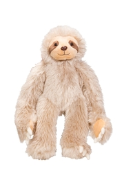 Teddy Mountain Sloth Stuffed Animal - Front cropped