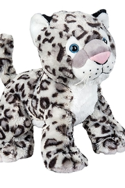 Teddy Mountain Snow Leopard - Front full body