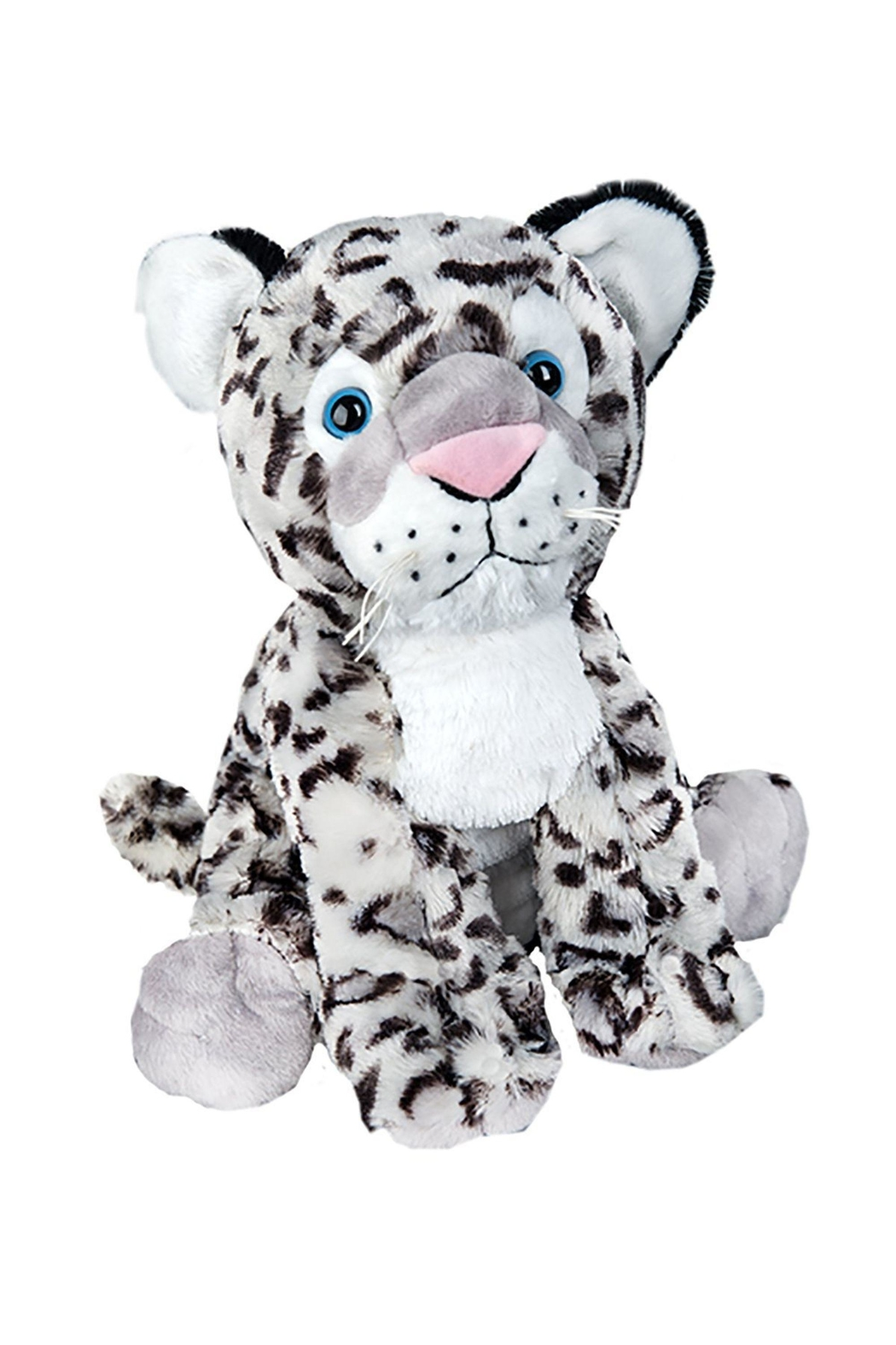 Teddy Mountain Snow Leopard From Nebraska By Teddy Bear Connection