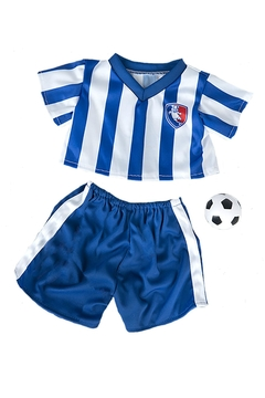 Shoptiques Product: Teddy All-Star Soccer