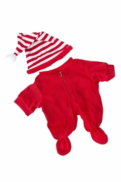 Teddy Mountain Teddy Christmas Pj - Product List Image