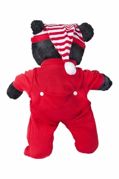 Teddy Mountain Teddy Christmas Pj - Alternate List Image