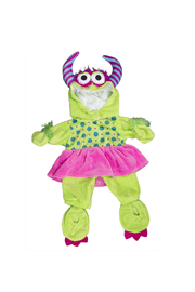 Teddy Mountain Teddy Girlie Monster - Product Mini Image