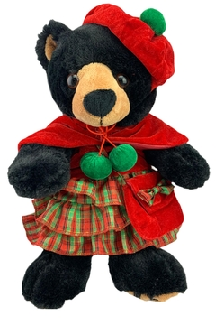 Shoptiques Product: Teddy Holiday Dress
