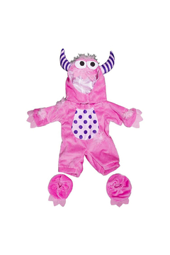 Shoptiques Product: Teddy Pink Monster