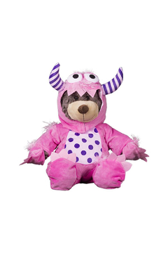 Teddy Mountain Teddy Pink Monster - Alternate List Image