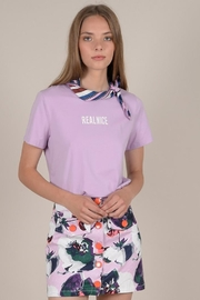 Molly Bracken Tee & Scarf Set - Front cropped