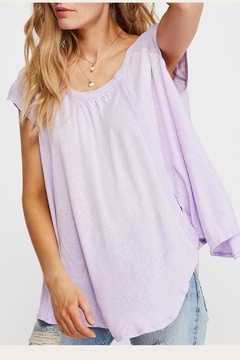 Free People Tee With Slit - Alternate List Image
