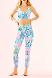 Lilly Pulitzer Teegan Sports Bra - Side cropped