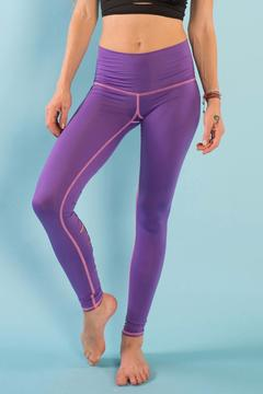 Teeki Janis Purple Legging - Product List Image