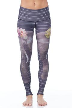 Teeki Love Elephants Legging - Product List Image