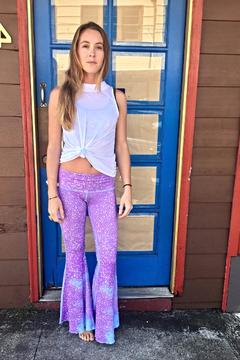 Shoptiques Product: Mermaid Bell Bottoms