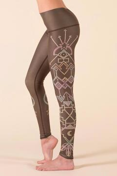Teeki Seven Crowns Legging - Product List Image