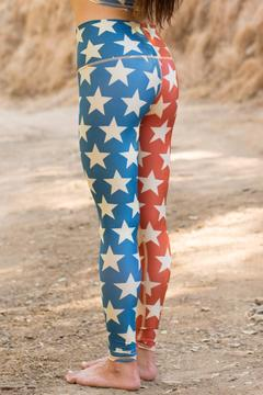 Teeki Star Power Legging - Alternate List Image
