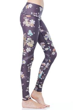 Teeki Wildflower Fox Legging - Alternate List Image