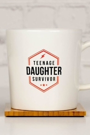 MERIWETHER Teenage Daughter Mug - Front cropped