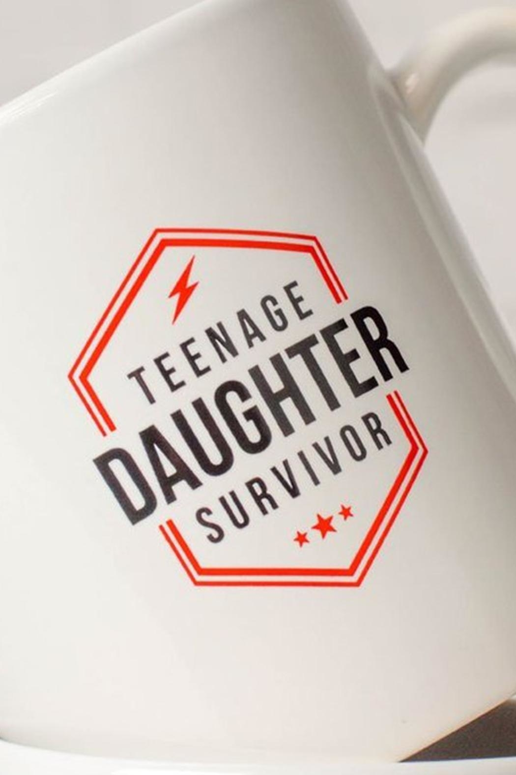 MERIWETHER Teenage Daughter Mug - Front Full Image
