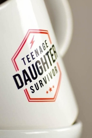 MERIWETHER Teenage Daughter Mug - Back cropped