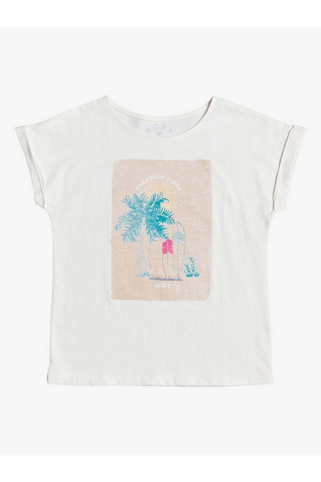 Roxy Teeniefriend Tee A - Front Cropped Image