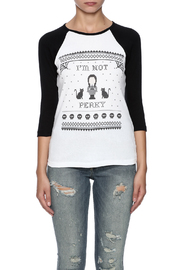 Tees and Tank You Wednesday Addams Tee - Side cropped