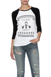 Tees and Tank You Wednesday Addams Tee - Front cropped