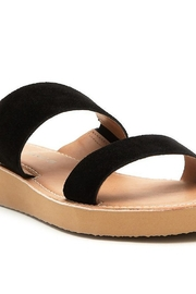 Matisse Tees Two Strap Sandal - Product Mini Image
