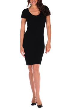 Tees by Tina Textured Bandage Dress - Product List Image