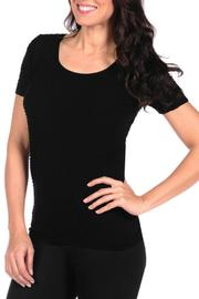 Tees by Tina Wave Scoop Top - Product Mini Image