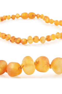 R.b. Amber Jewlery Teething Necklace 12-13