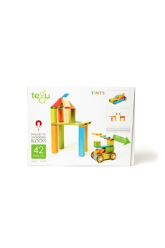 Tegu 42 Piece Tints Set - Alternate List Image