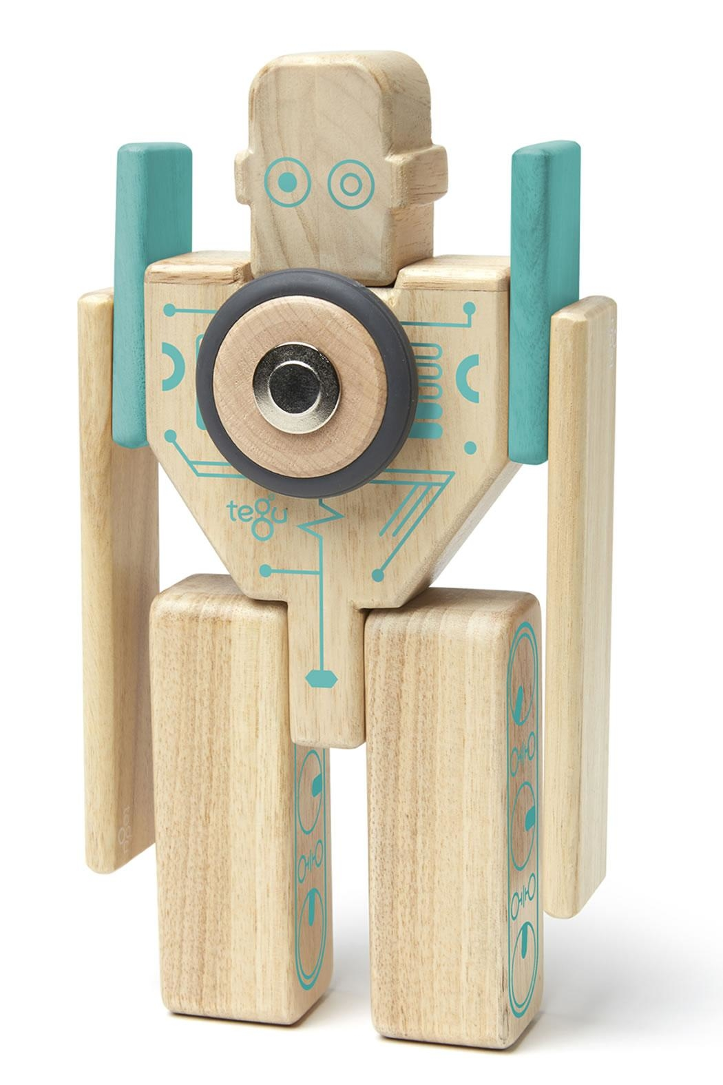 Tegu Future Magbot - Front Cropped Image