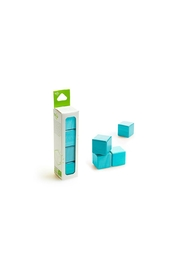 Tegu Wooden Magnetic Cubes - Product Mini Image