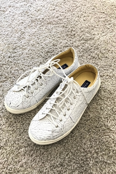 Shoptiques Product: Tehteh Leather Sneakers