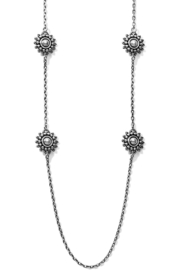 Brighton Telluride Sunburst Long Necklace - Front cropped