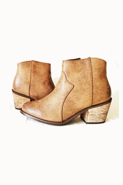 ALEXCINE Tempe Side-Zip Boot - Front cropped