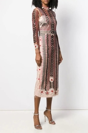 Temperley London Teahouse Sleeved Dress - Product Mini Image