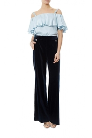 Temperley London Velvet Button Pants - Product Mini Image