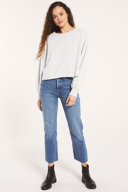 Z Supply  Tempest Cozy Sweatshirt - Back cropped