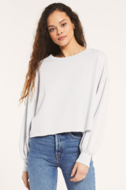Z Supply  Tempest Cozy Sweatshirt - Front cropped