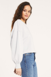 Z Supply  Tempest Cozy Sweatshirt - Front full body