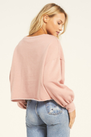 z supply Tempest Sweatshirt - Side cropped