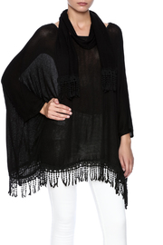 Tempo Paris Boxy Dolman Top - Product Mini Image