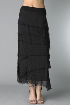 Shoptiques Product: Angled Tiered Skirt