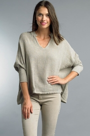 Tempo Paris Dolman Boxy Top - Product Mini Image