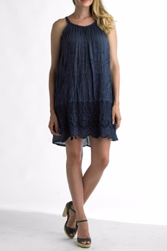 Tempo Paris Floral Embroidered Dress - Product List Image