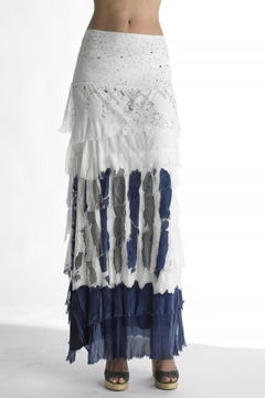 Shoptiques Product: Layered Dyed Skirt