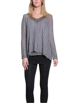 Shoptiques Product: Lightweight Sequence Sweater